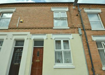 Thumbnail 3 bed terraced house for sale in Tewkesbury Street, Leicester