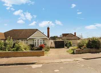 Thumbnail 2 bed semi-detached bungalow for sale in Laurel Avenue, Wickford
