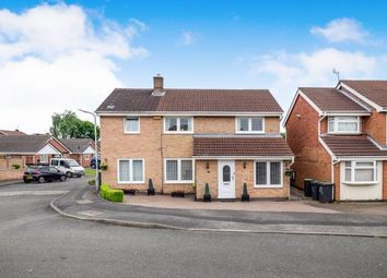 Thumbnail 4 bedroom detached house for sale in Springfield Drive, Meadow Rise, Bulwell, Nottingham