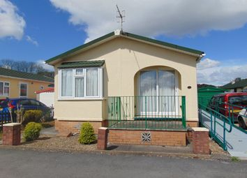 Thumbnail 2 bed mobile/park home for sale in Estuary Park, Llangennech, Llanelli