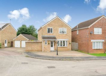 Thumbnail 4 bed detached house for sale in Bramble Road, Towcester