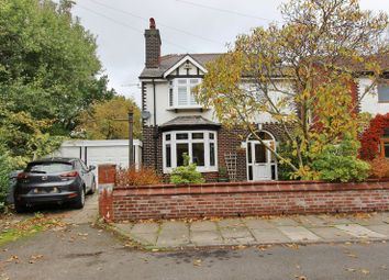 Thumbnail 4 bed detached house for sale in Birch Grove, Prestwich, Manchester