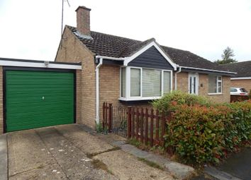 Thumbnail 2 bed detached bungalow for sale in 18 Eastalls Close, Doddington, March, Cambridgeshire