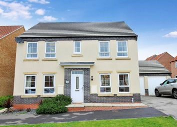 4 bed detached house for sale in Star Carr Road, Cayton, Scarborough YO11