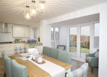 "Thumbnail 4 bed detached house for sale in ""Kennington"" at Saxon Court, Bicton Heath, Shrewsbury"