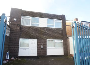 Thumbnail 2 bed semi-detached house to rent in Roebuck Street, West Bromwich