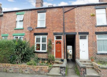 Thumbnail 2 bedroom terraced house for sale in Upper Valley Road, Meersbrook, Sheffield