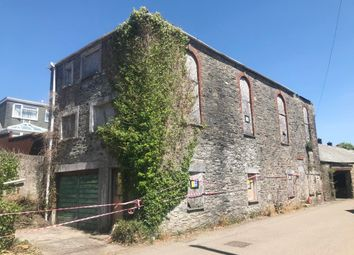 Thumbnail Commercial property for sale in Chapel, Old Smithy & Land, East Road, Menheniot, Liskeard, Cornwall