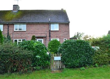 Thumbnail 3 bed semi-detached house to rent in Weston, Newbury, Berkshire