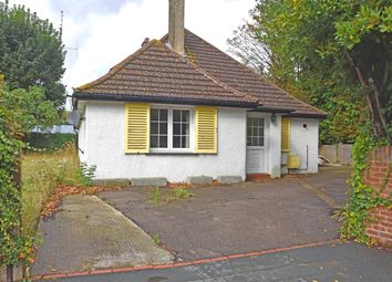 Thumbnail 4 bed detached bungalow to rent in Abbotts Close, Worthing