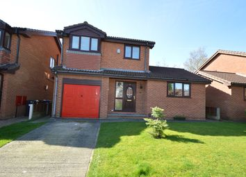 Thumbnail 3 bed detached house for sale in Park Avenue, Radcliffe, Manchester