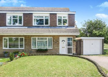 3 bed semi-detached house for sale in Manning Road, Moulton, Northampton NN3
