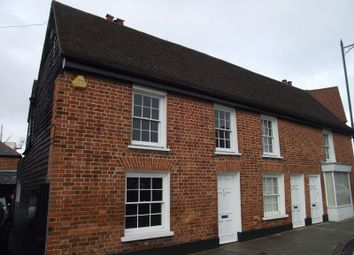 Thumbnail 2 bedroom end terrace house to rent in Church Street, Rayleigh