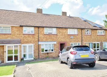 Thumbnail 3 bed terraced house for sale in Arundel Drive, Chelsfield, Orpington