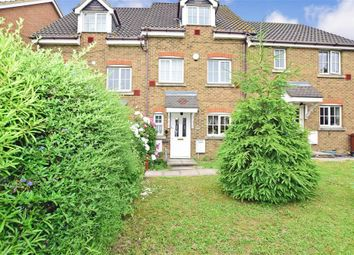 Thumbnail 4 bed town house for sale in Bogarde Drive, Wainscott, Rochester, Kent