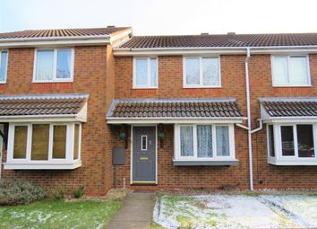 Thumbnail 3 bed terraced house to rent in Domont Close, Shepshed, Loughborough