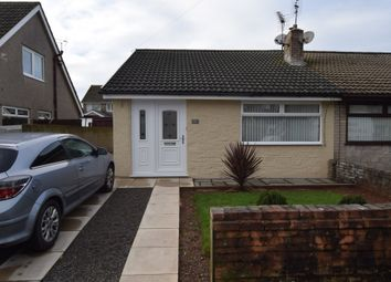 Thumbnail 3 bed semi-detached bungalow for sale in Langdale Crescent, Dalton-In-Furness, Cumbria