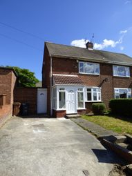 Thumbnail 2 bed semi-detached house to rent in Thackeray Road, Thorney Close.Sunderland.