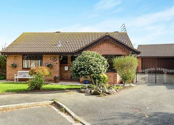 Thumbnail 2 bed bungalow for sale in Heol Dewi, Pensarn, Abergele