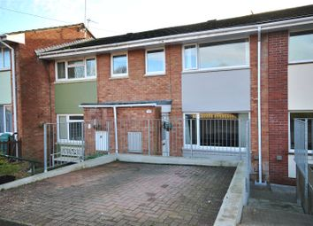 Thumbnail 3 bed terraced house for sale in Springfield Road, Bickington, Barnstaple