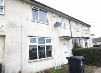 Thumbnail 2 bed terraced house for sale in Barsby Walk, Beaumont Leys, Leicester