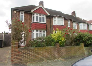 Thumbnail 3 bed terraced house to rent in Southpark Crescent, London
