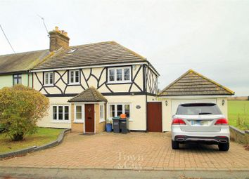 Thumbnail 4 bedroom semi-detached house to rent in Green Farm Lane, Shorne, Gravesend