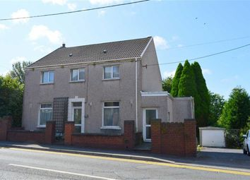 Thumbnail 4 bedroom detached house for sale in Mill Street, Gowerton, Swansea