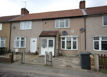Thumbnail 3 bed terraced house to rent in Connor Road, Dagenham