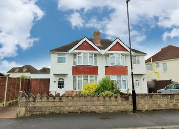 Thumbnail 3 bed semi-detached house for sale in Gladstone Road, Southampton