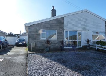 Thumbnail 2 bedroom semi-detached bungalow for sale in Summerland Park, Upper Killay