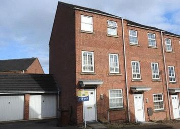 Thumbnail 3 bed semi-detached house to rent in Three Bedroom, Three Storey House, Bestwood Nottingham