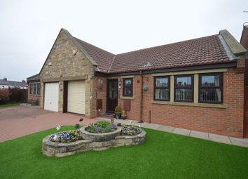Thumbnail 2 bed semi-detached bungalow for sale in Greenlands Court, Seaton Delaval, Whitley Bay