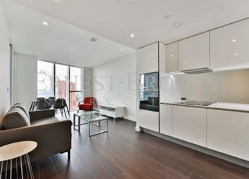 Thumbnail 2 bed flat to rent in Sky Gardens, Nine Elms