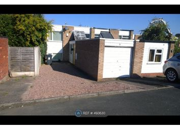 Thumbnail 3 bed terraced house to rent in Goodwood Close, Birmingham