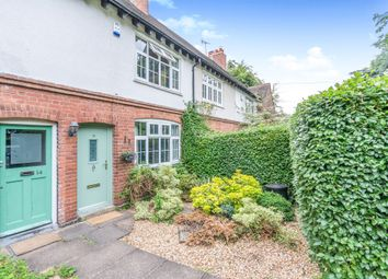Thumbnail 3 bed terraced house for sale in West Pathway, Harborne, Birmingham