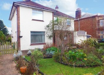 Thumbnail 4 bed detached house for sale in The Avenue, Girvan, South Ayrshire