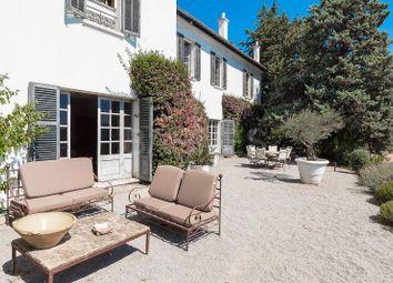 Thumbnail 6 bed property for sale in Mandelieu La Napoule
