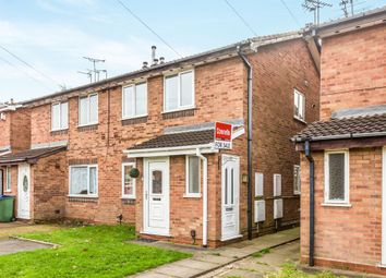 Thumbnail 2 bedroom maisonette for sale in Peel Way, Tividale, Oldbury