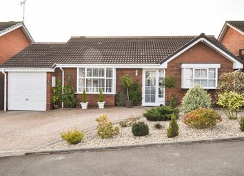 Thumbnail 2 bed detached bungalow for sale in Ridings Lane, Church Hill North, Redditch