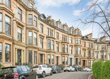 Thumbnail 2 bed flat for sale in Athole Gardens, Dowanhill, Glasgow