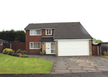 Thumbnail 4 bedroom detached house for sale in Birchfield Grove, Bolton