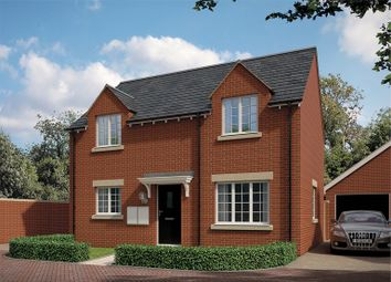 Thumbnail 3 bedroom detached house for sale in Burford Road, Chipping Norton