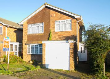 Thumbnail 4 bed detached house for sale in Grasmere Gardens, Folkestone