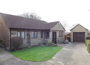 Thumbnail 3 bed detached bungalow for sale in Parcroft Gardens, Yeovil