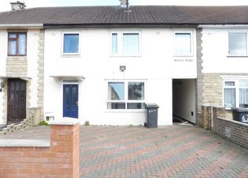 Thumbnail 4 bed town house for sale in Wigley Road, Netherhall, Leicester