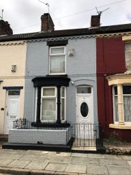 Thumbnail 2 bedroom terraced house for sale in Banner Street, Wavertree, Liverpool