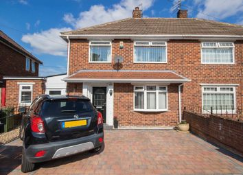 Thumbnail 3 bedroom semi-detached house for sale in Wordsworth Road, Eston, Middlesbrough