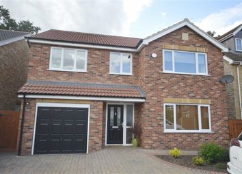 Thumbnail 4 bedroom property for sale in Ascot Way, North Hykeham, Lincoln