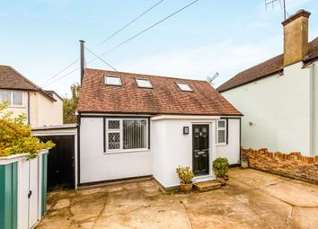 Thumbnail 4 bedroom detached bungalow for sale in Marford Road, Wheathampstead, St. Albans